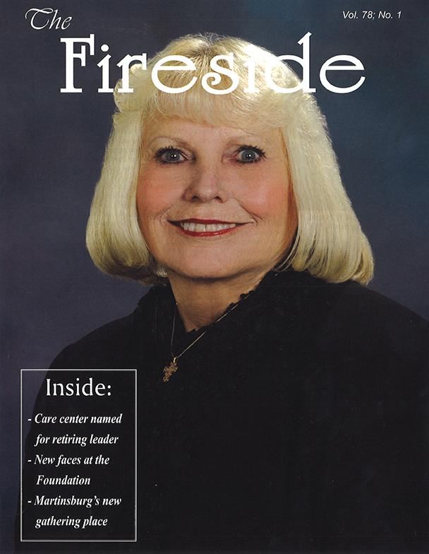 Fireside Vol78No1 Cover