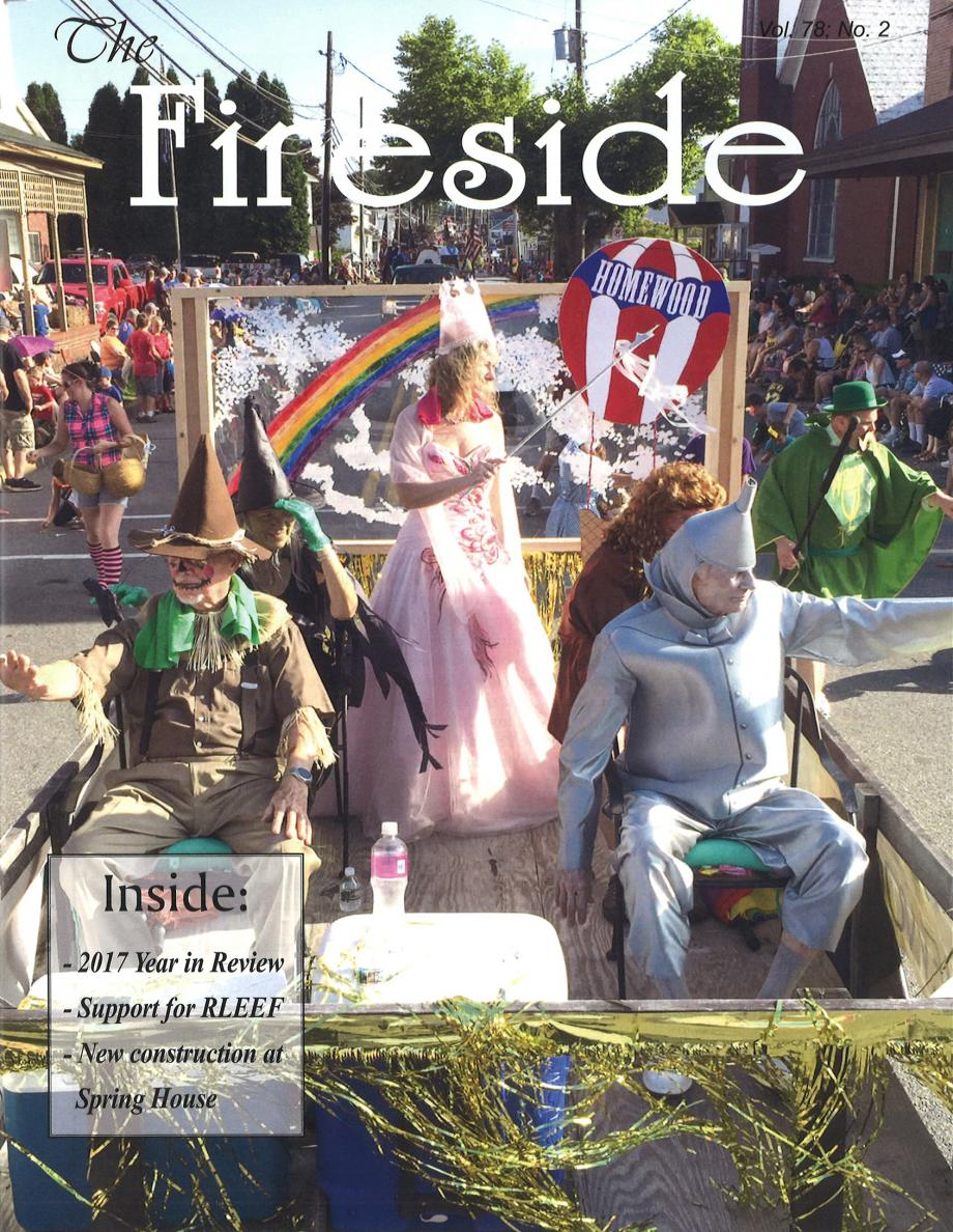Fireside Vol78No2 Cover